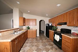 Cavco-Palmwood-28X56-Kitchen