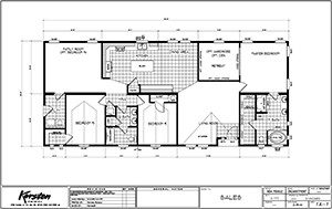 Karsten Enchantment 30X70 Floor Plan 3 300x189 What Square Footage Is Right for You?