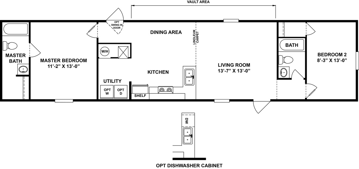 Delight In Stock Floor Plans