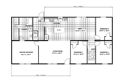 Marvel floorplan In Stock Floor Plans