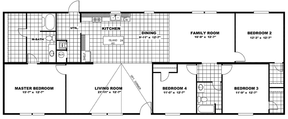 36TRU28724RH In Stock Floor Plans